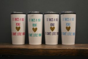 custom quote coffee mug
